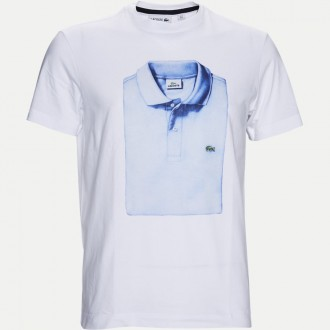 T-shirt Lacoste polo marine...