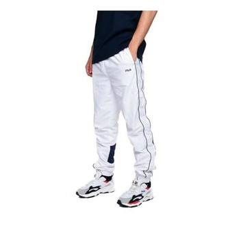 Pantalon fila blanc noir homme