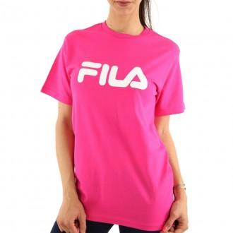 Tee shirt fila rose femme