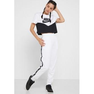 Pantalon  nike blanc noir
