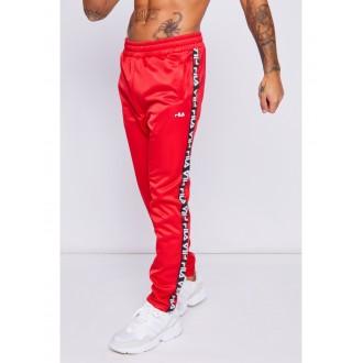 Pantalon Fila rouge blanc bleu