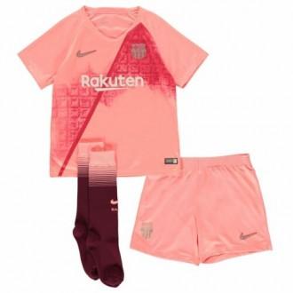 Ensemble Nike barca rose...