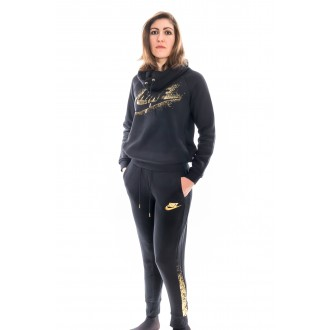 Ensemble Nike noir et doré