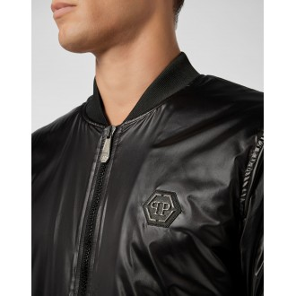 VESTE PHILLIPP PLEIN NOIR