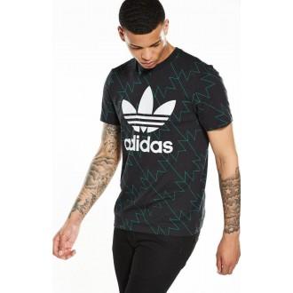T-shirt Adidas noir t blanc...