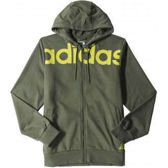 Sweat shirt Adidas vert et...