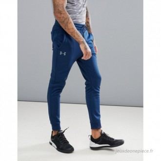 Pantalon Under Armour bleu