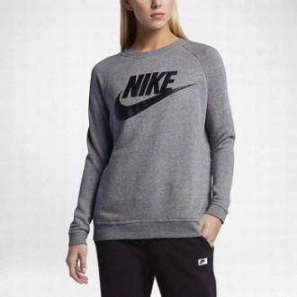 Pull Nike gris et noir