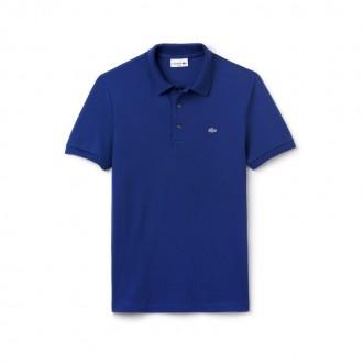T-shirt Lacoste polo bleu...
