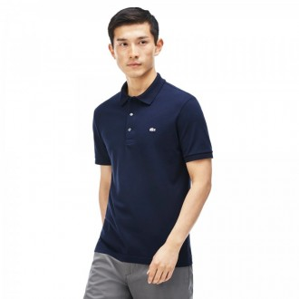 T-shirt Lacoste polo marine
