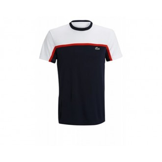T-shirt Lacoste bleu marine...