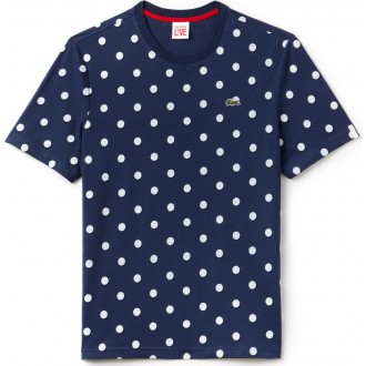 T-shirt Lacoste live marine...
