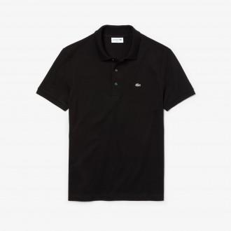 T-shirt Lacoste polo noir uni