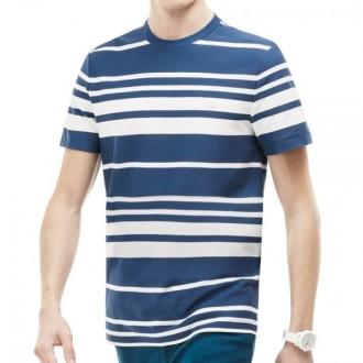 T-shirt Lacoste encrier blanc