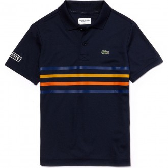 T-shirt Lacoste polo blanc...
