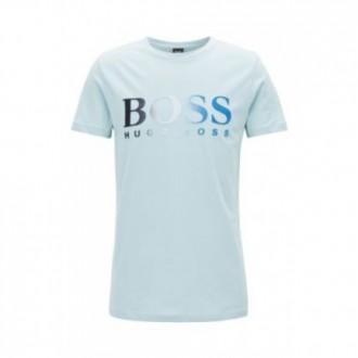 T-shirt Hugo Boss bleu ciel...