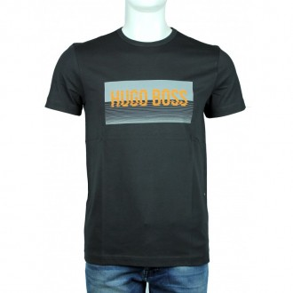 T-shirt Hugo Boss noir gris...