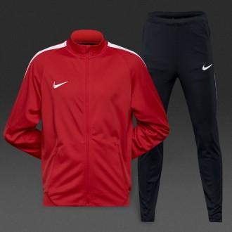 Survêtement Nike rouge et noir