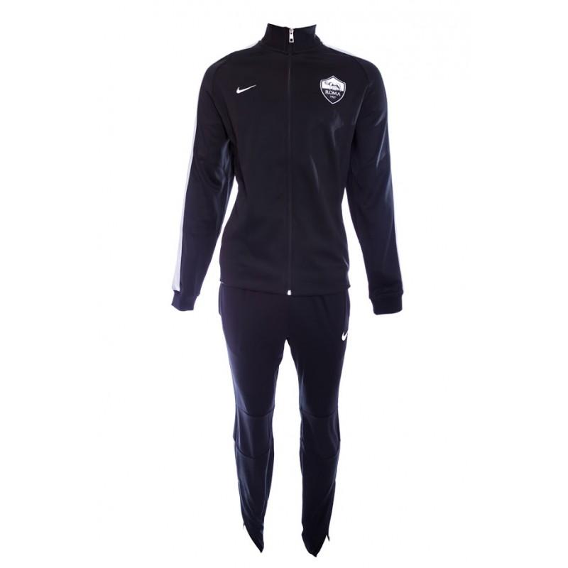 release info on detailed look new styles Survêtement Nike roma noir et gris