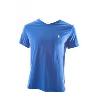 T-shirt Ralph Lauren col V...