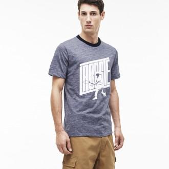T-shirt Lacoste marine...