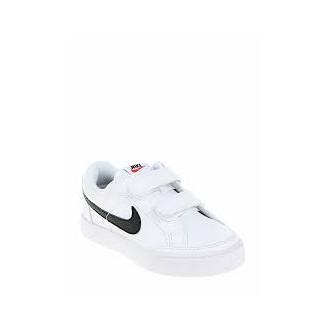 Baskets Nike noire et blanche