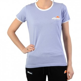 T-shirt Ellesse violet uni
