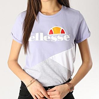 T-shirt Ellesse violet gris...