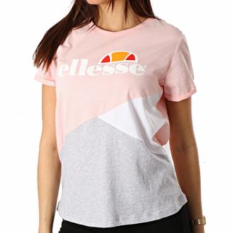 T-shirt Ellesse rose gris...