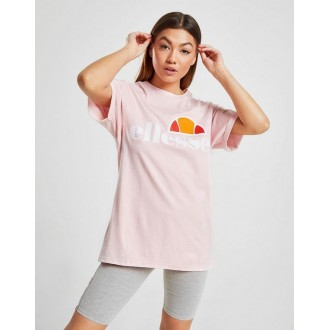T shirt Ellesse rose uni