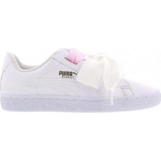 Baskets Puma heart patent...