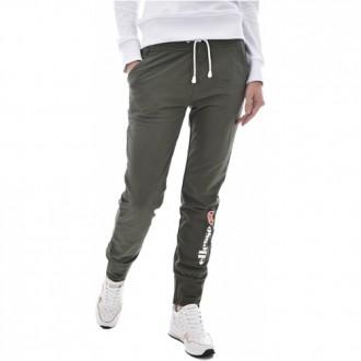 Pantalon Ellesse vert kaki